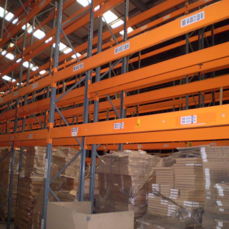 Pallet Racking- Used Dexion Pallet Racking