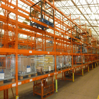FinSpar Racking