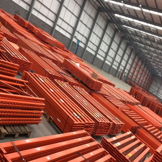 Just Arrived - Redirack Pallet Racking